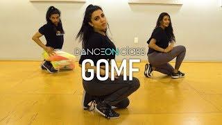 DVBBS - GOMF feat. BRIDGE Anisha Babbar Choreography DanceOn Class