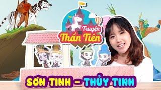 Sơn Tinh Thuỷ Tinh   Vannie In Wonderland   Fairy Tales