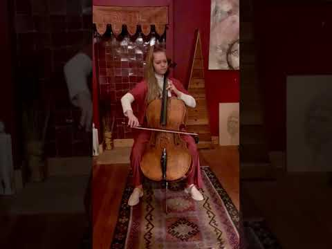 Jong Talent - Young Talent 2021: Yunah Proost (cello)