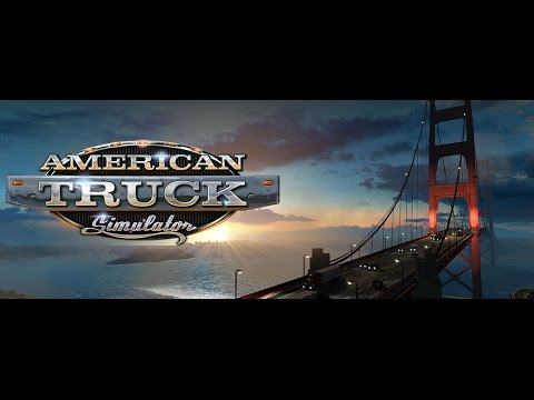 American Truck Simulator Episode #4 - Parking Like A Boss!