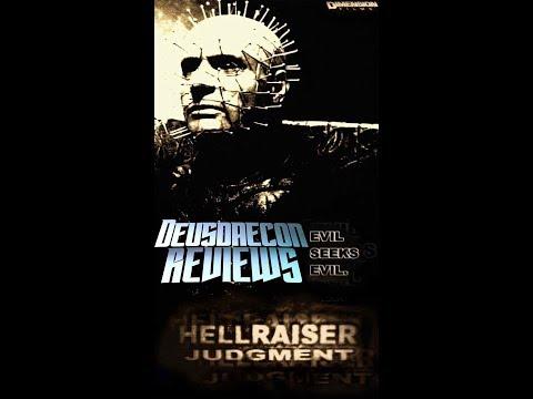 Hellraiser: Judgement : Deusdaecon Reviews