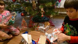 Открываем новогодние подарочки. Мечты сбываются!!!!