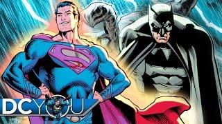 """Batman v Superman Prequel Comic """"Statue"""" Recap/Review"""