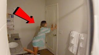 HOME INVASION PRANK ON GIRLFRIEND **GONE TOO FAR**