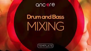 """FREE DRUM & BASS MIXING"" Logic Pro Template 