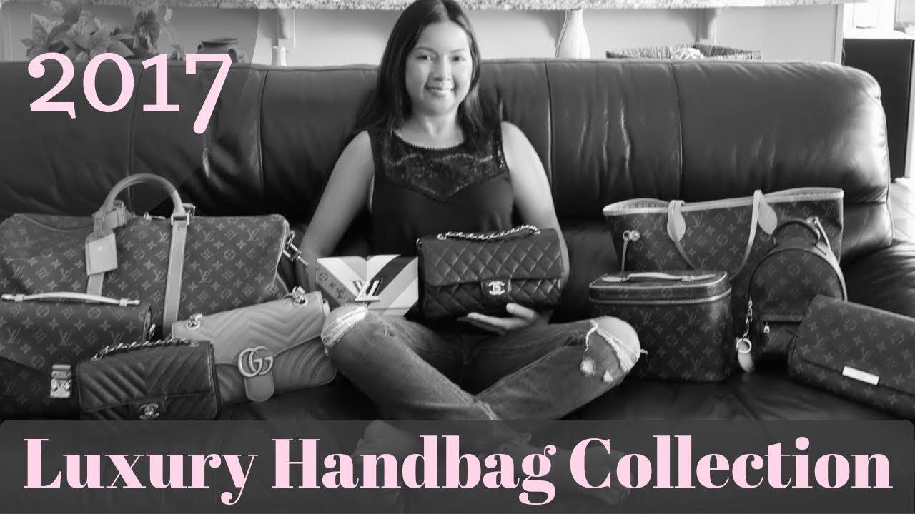 96993b323ae42 My Luxury Handbag Collection 2017