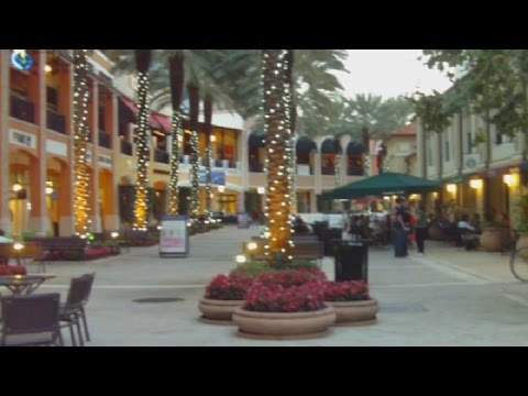 Cityplace Ping Dining And Fun In West Palm Beach Fl