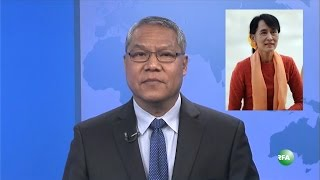 Hard Road to Democracy: Q and A with Daw Aung San Suu Kyi