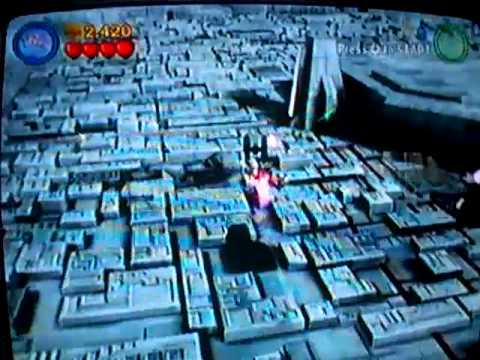 Lego Star Wars The Complete Saga Episode 4 Chapter 5 Minikits