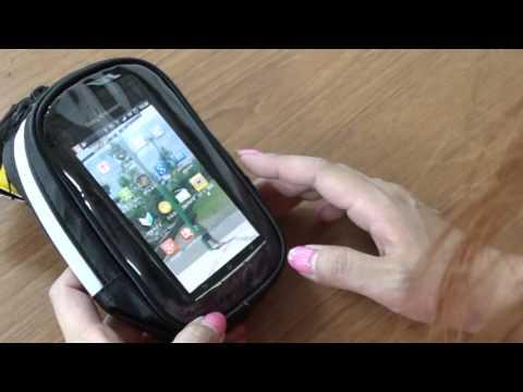 DAIWA Tarpaulin Smartphone Porch