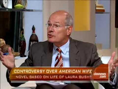 Novel Based On Laura Bush?