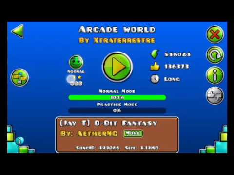 ARCADE WORLD BY: XTRATERRESTRE Easy User Coin #15
