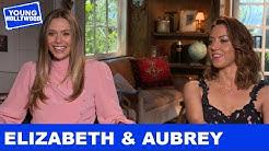 Aubrey Plaza & Elizabeth Olsen: 'Gram or Spam?!