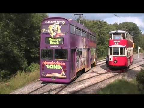 Crich Tramway Museum Society 60th anniversary 2015