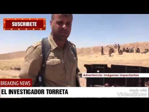 IMAGENES IMPACTANTES SOLDADOS DE IRAK MATAN A TERRORISTAS NOTICIAS DE HOY 5 DE JULIO NOTICIAS DE HOY