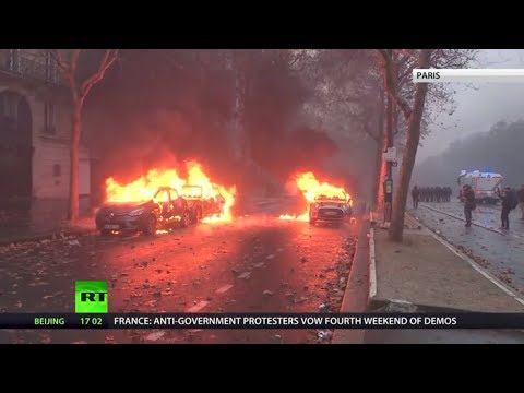 'Yellow vests' vow more insurrection in France despite government cave-in fuel