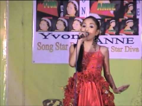 10yo girl hit the high notes w/ I don't wanna miss a thing Ivy Yvon VIbandor