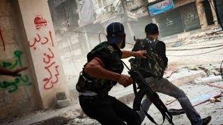 Bürgerkrieg in Syrien erklärt