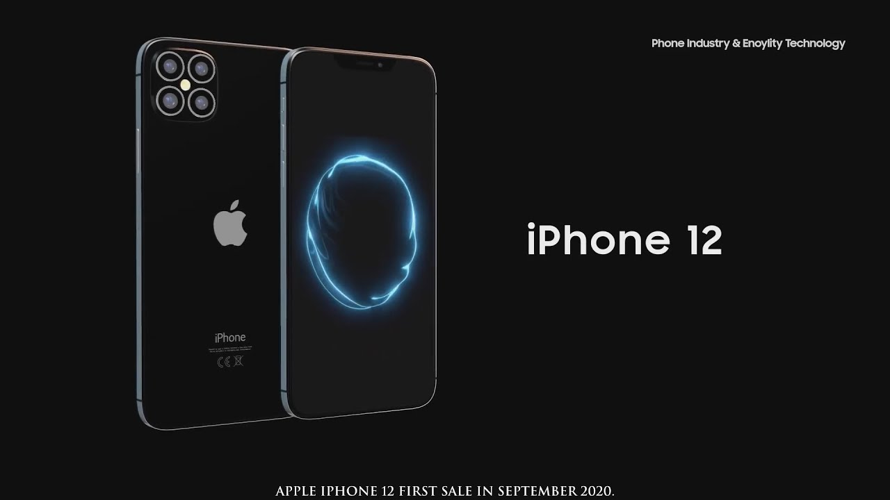 Apple iPhone 12 review and specifications. Start of sales in September 2020.