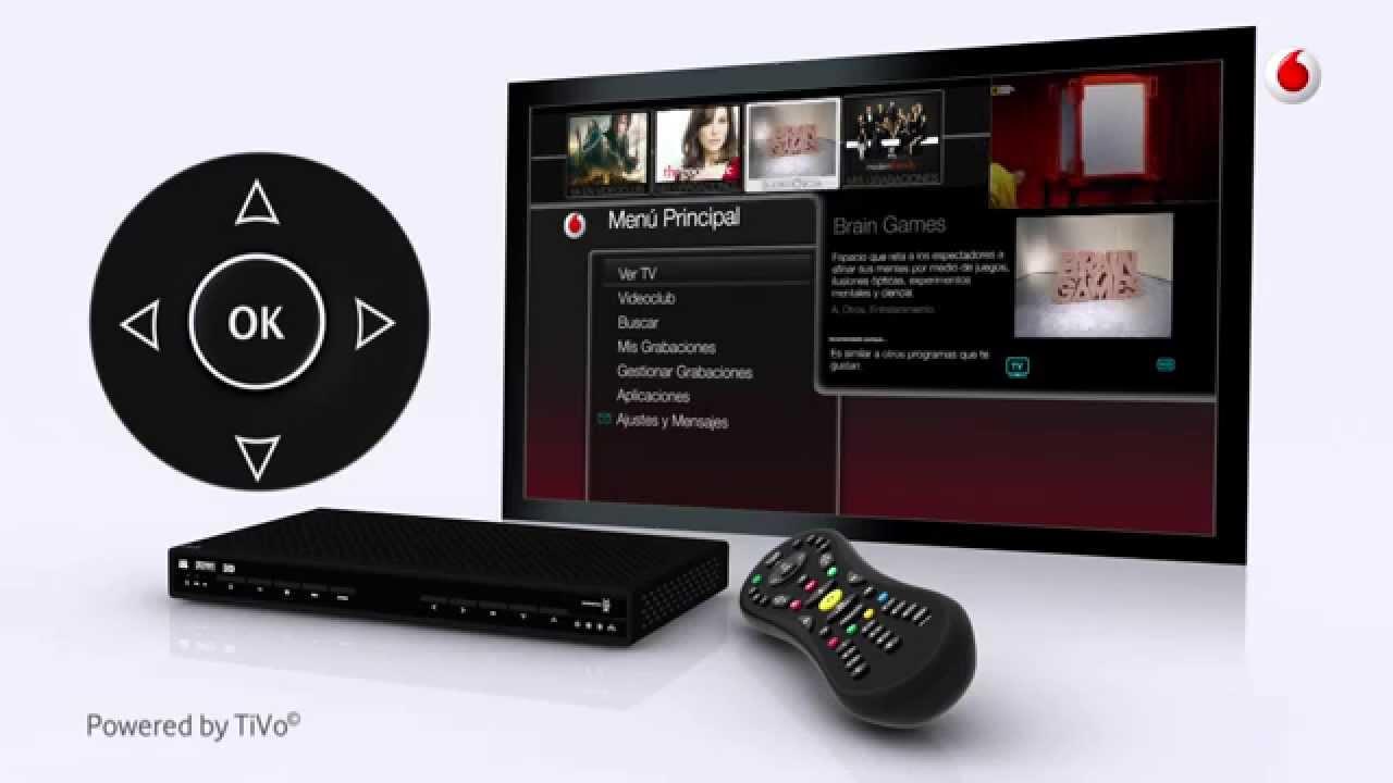 Vodafone Tv che cos'è? Come funziona?