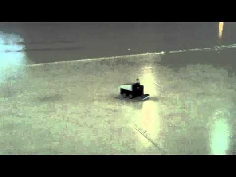 Zamboni Mini Remote Control Toy Youtube