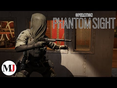 NEW Operation Phantom Sight Gameplay - Rainbow Six Siege