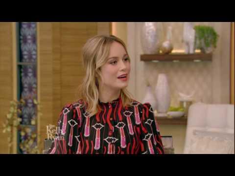 """Brie Larson's Take On """"The Bachelorette Finale"""""""