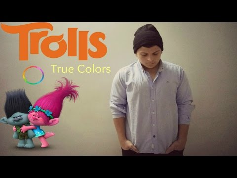 michael-maher-cover---true-colors-by-justin-timberlake-from-trolls-movie