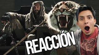Reacción al Trailer de The Walking Dead y Adelantos de esta 7ma Temp | Gipsonn