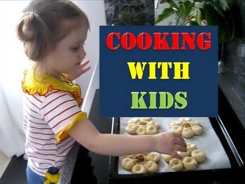 """Как приготовить """"Цветочные пряники"""" / Рецепт / How To Do / Recipe"""