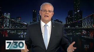 Scott Morrrison makes his final pitch to voters before election day | 7.30