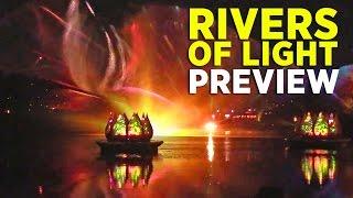 Rivers Of Light at Disney's Animal Kingdom - Press Preview