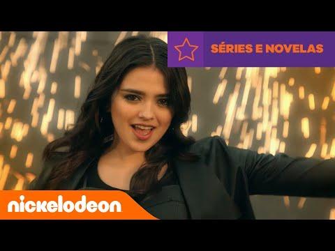 Kallys Mashup   Catching Fire  Brasil  Nickelodeon em Português