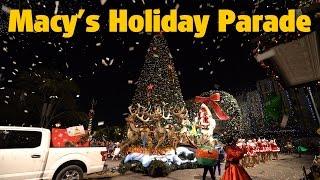 Macy's Holiday Parade 2016 | Universal Studio...