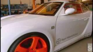 Concept Car - Rinspeed Zazen
