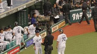 2018.10.21 クライマックスシリーズ  Final 第5戦 埼玉西武ライオンズファンから審判団への大ブーイング