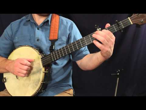 We Wish You a Merry Christmas - Clawhammer Banjo (FREE lessons & tablature)
