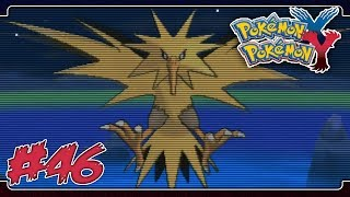 Pokemon X and Y Playthrough Part 46 - Terminus Cave!