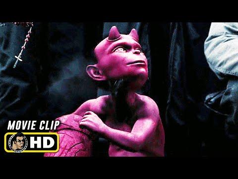 """Download HELLBOY Clip - """"Hellboy is Born"""" (2004)"""
