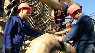 Проводится диагностика трубопроводов(, 2015-09-24T11:45:37.000Z)