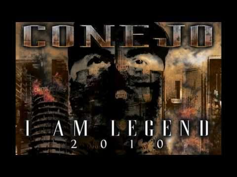 Conejo - Code of the Street (I Am Legend: The Mixtape) *NEW 2010*