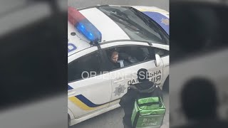 ВЗЯТКА Полиции за езду без водительского на скрытую камеру