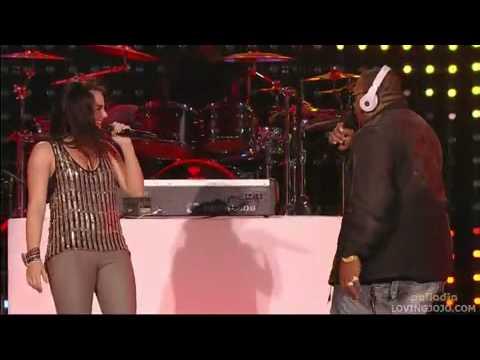 Timbaland Feat. JoJo - Lose Control LIVE