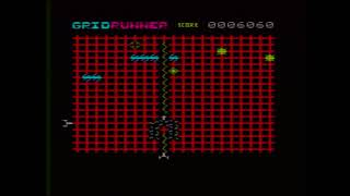 Gridrunner for Commodore Vic-20 - Sinistermoon
