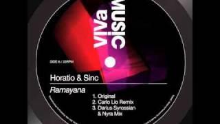 Video Horatio & Sinc - Ramayana (Carlo Lio Remix) download MP3, 3GP, MP4, WEBM, AVI, FLV Oktober 2018