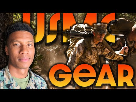 Complete Marine Corps Gear Issue 2020