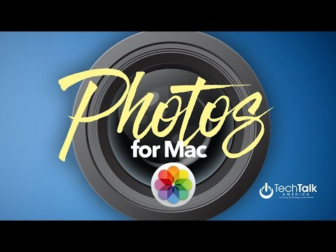 How to organize photos on macbook air