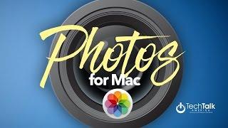 Gambar cover Photos for Mac 2016