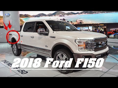 HOT NEWS 2018 Ford F150