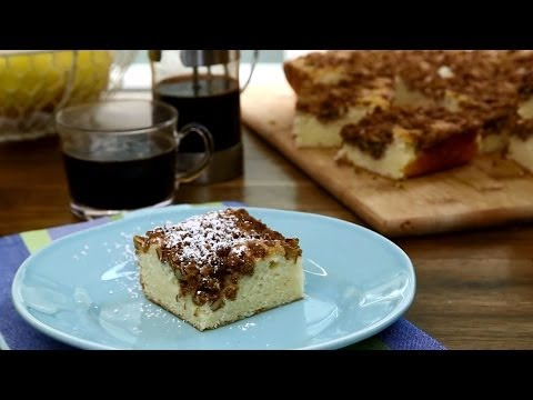 How to Make Pecan Coffee Cake | Brunch Recipes | Allrecipes.com